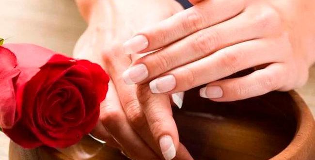 Натуральные рецепты для красоты ваших рук и ногтей