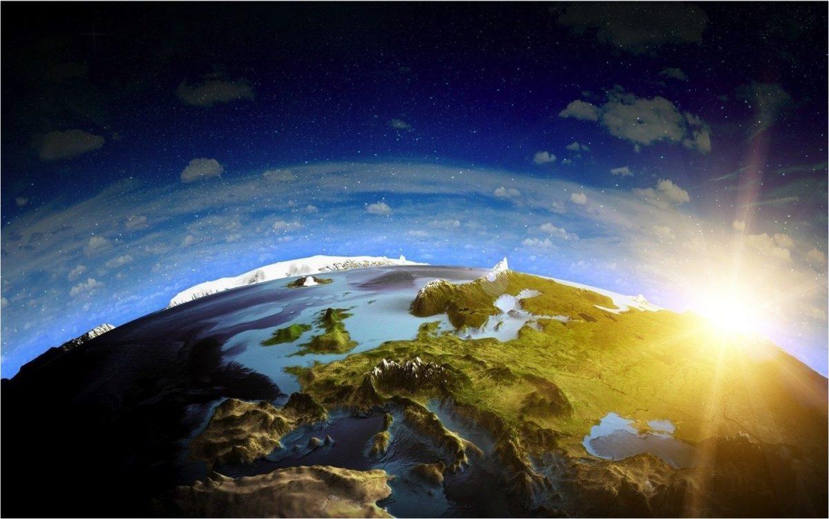 О Планете Земля