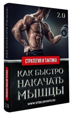 Коллектив - Как быстро накачать мышцы (2016 ) rtf