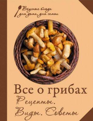 Е. Левашева - Все о грибах. Рецепты. Виды. Советы (2013) rtf, fb2