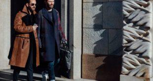 Верхняя мужская одежда сезона осень – зима