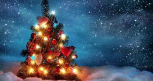 праздничное новогоднее настроение