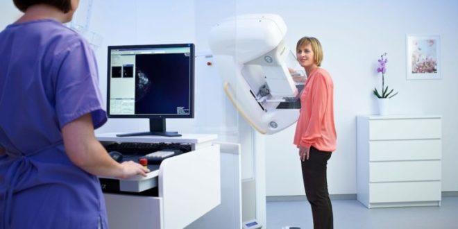 Особенности цифровой маммографии