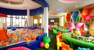 Отель с детской комнатой